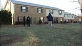 IMAGES: Scene of 3 teens shot in east Charlotte - (4/12)