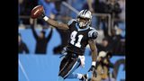 IMAGES: Panthers wear all-black in 30-20 win… - (4/16)