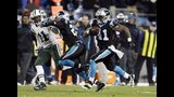 IMAGES: Panthers wear all-black in 30-20 win… - (12/16)