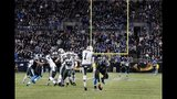 IMAGES: Panthers wear all-black in 30-20 win… - (1/16)