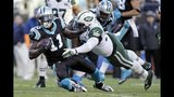 IMAGES: Panthers wear all-black in 30-20 win… - (10/16)