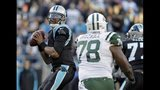 IMAGES: Panthers wear all-black in 30-20 win… - (11/16)