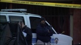 IMAGES: Police investigate fatal shooting on… - (5/10)