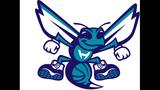 IMAGES: Charlotte Hornets logos, wordmark - (3/4)
