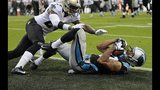 IMAGES: Panthers beat Saints, heading to playoffs - (2/19)