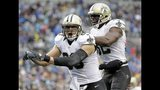 IMAGES: Panthers beat Saints, heading to playoffs - (6/19)