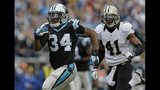 IMAGES: Panthers beat Saints, heading to playoffs - (10/19)