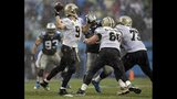 IMAGES: Panthers beat Saints, heading to playoffs - (19/19)