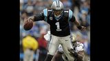IMAGES: Panthers beat Saints, heading to playoffs - (16/19)