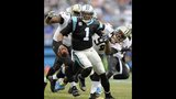 IMAGES: Panthers beat Saints, heading to playoffs - (15/19)