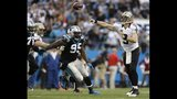IMAGES: Panthers beat Saints, heading to playoffs - (7/19)