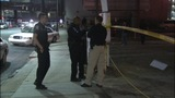 IMAGES: Fatal shooting Saturday night in Uptown - (2/8)