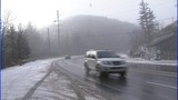 IMAGES: Mountain residents see snow Monday - (5/13)