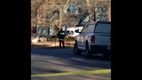 CMPD VCAT officer in surgery after being shot - (2/5)