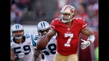 IN PHOTOS: 49ers vs. Panthers - Everything… - (17/25)