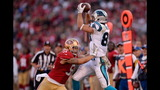 IN PHOTOS: 49ers vs. Panthers - Everything… - (19/25)