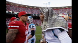 IN PHOTOS: 49ers vs. Panthers - Everything… - (20/25)