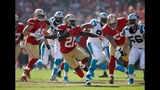 IN PHOTOS: 49ers vs. Panthers - Everything… - (8/25)