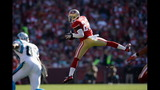 IN PHOTOS: 49ers vs. Panthers - Everything… - (12/25)