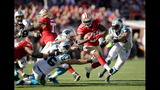 IN PHOTOS: 49ers vs. Panthers - Everything… - (25/25)