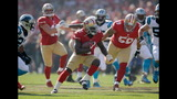 IN PHOTOS: 49ers vs. Panthers - Everything… - (11/25)