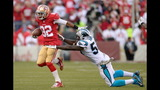 IN PHOTOS: 49ers vs. Panthers - Everything… - (24/25)