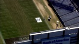 IMAGES: Panthers' field painted ahead of playoff game - (16/23)