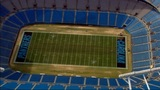 IMAGES: Panthers' field painted ahead of playoff game - (3/23)