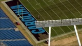 IMAGES: Panthers' field painted ahead of playoff game - (4/23)