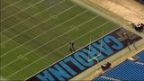 IMAGES: Panthers' field painted ahead of playoff game - (15/23)