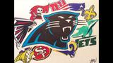 IMAGES: Fan Panthers pride photos - (11/25)