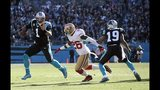 IMAGES: Panthers vs. 49ers - (1/25)