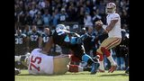 IMAGES: Panthers vs. 49ers - (25/25)