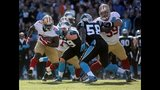 IMAGES: Panthers vs. 49ers - (2/25)