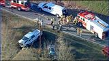 IMAGES: Scene of fatal wreck in Union Co. - (1/25)