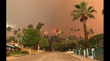 IMAGES: Massive wildfire near Glendora, CA - (2/25)