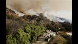 IMAGES: Massive wildfire near Glendora, CA - (25/25)