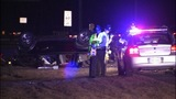 Woman killed when car flips on I-77 - (3/10)