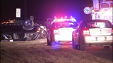 Woman killed when car flips on I-77 - (9/10)