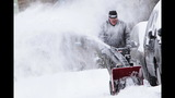 Photos: Winter storm wallops Northeast - (16/25)