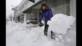 Photos: Winter storm wallops Northeast - (7/25)