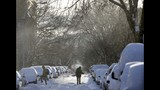 Photos: Winter storm wallops Northeast - (17/25)