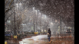 Photos: Winter storm wallops Northeast - (9/25)