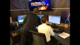 Behind the Scenes at Channel 9 during storm coverage - (3/11)
