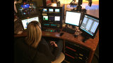 Behind the Scenes at Channel 9 during storm coverage - (8/11)