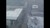 IMAGES: Snow falling in Charlotte Tuesday - (16/25)