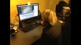 Behind the scenes: WSOC-TV studios during… - (1/20)