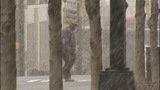 IMAGES: Snow falling in Charlotte Tuesday - (22/25)