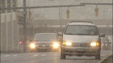 IMAGES: Snow falling in Charlotte Tuesday - (14/25)