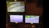 Behind the scenes: WSOC-TV studios during… - (4/20)